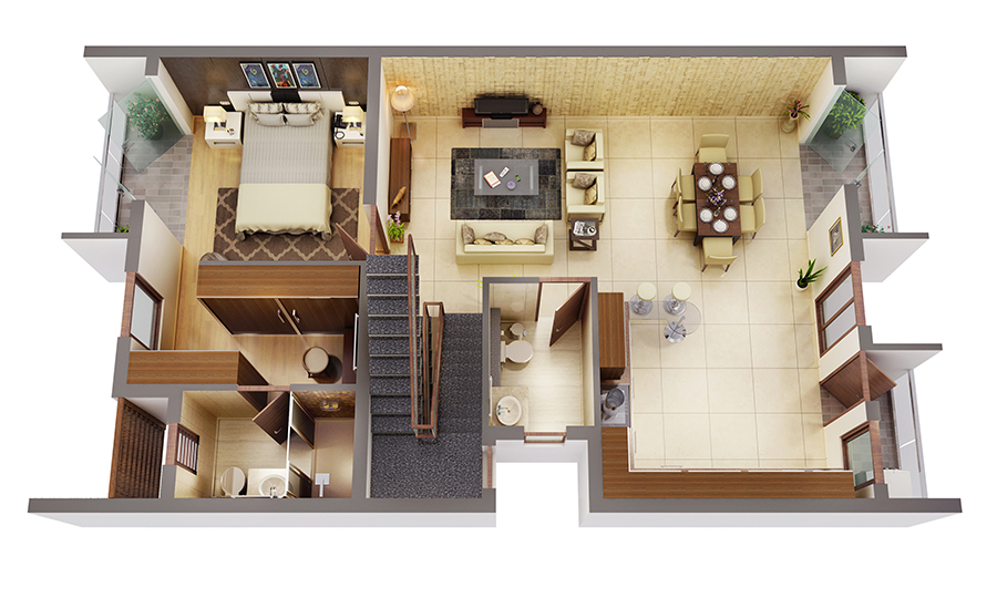 second floor plan 3d floor home plans ideas picture