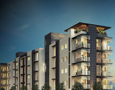 BBCL Ananya - Luxury flats in Guindy, Chennai