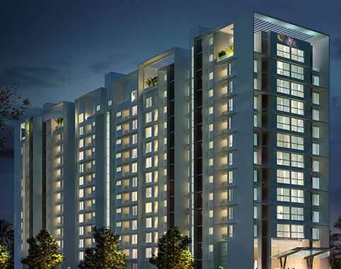 BBCL Vajra - Luxury apartments in Mogappair, Chennai