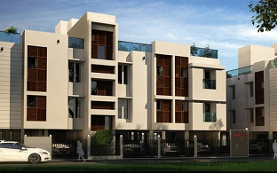 BBCL Evita - Luxury apartments in  Perungudi, Chennai