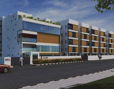 BBCL Navarathina - Premium apartments in Ambattur, Chennai